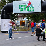 Virginia 10 Miler 2012 : 